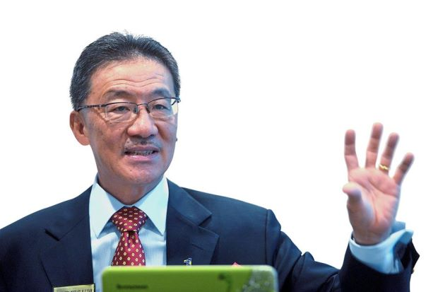 Datuk Seri Michael Yam comments on retirement village